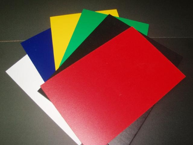 pvc板彩色价格